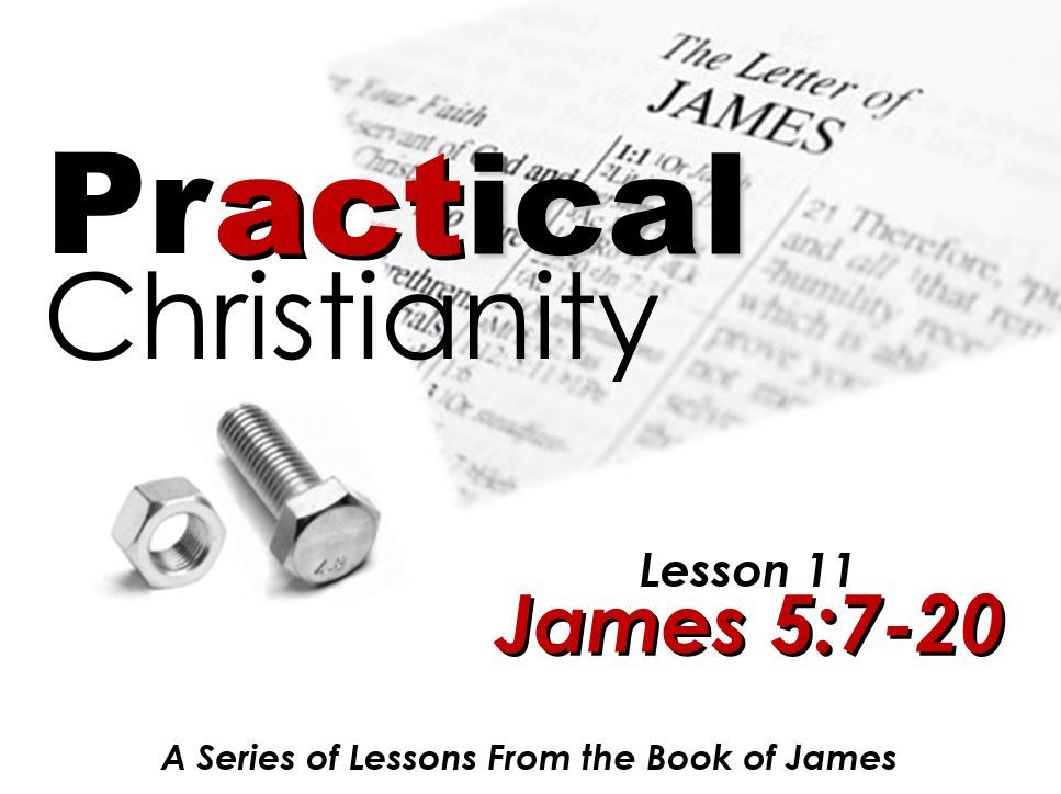 Practical Christianity - Our Response To Mistreatment