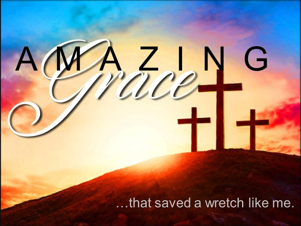 Amazing Grace #5 - Grace With An *