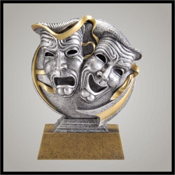 3-D Extreme Resin Statue