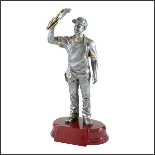 Barbecue Statue Trophy, rfc
