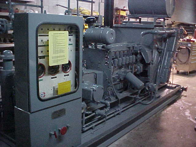 compressot panel side view