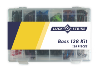 Bass Kit - 128 Piece