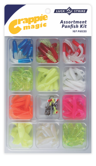 Panfish Kit - 107 Piece