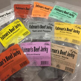 Classic Variety Pack Beef Jerky Sampler