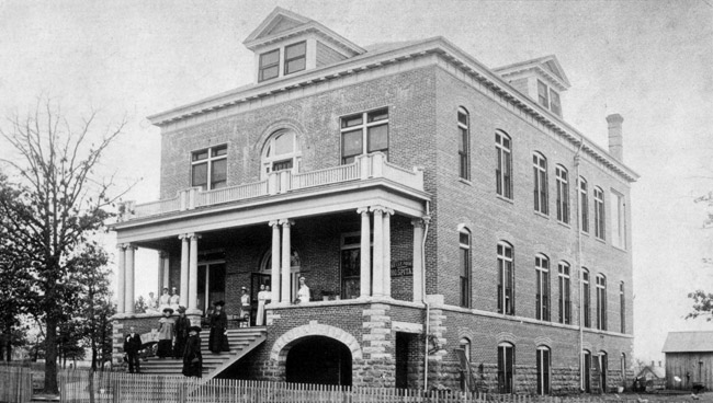 Fort Smith First Hospital